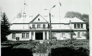 Budynek urzędu Gminy z 1945r